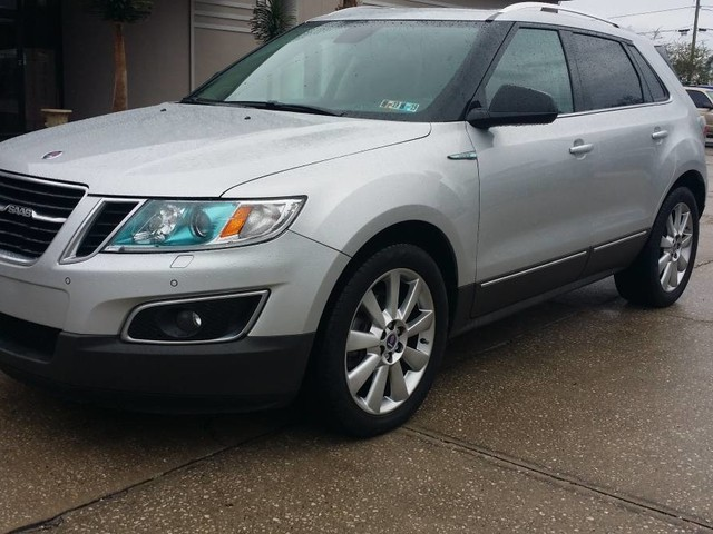 Rare Rides: The Saab 9-4x – One Last Gasp From 2011
