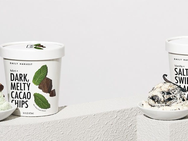 I tried Daily Harvest's new 'Scoops' frozen desserts — the chocolate flavor is the best vegan ice cream I've ever tasted