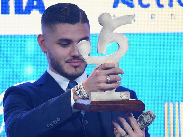 Mauro Icardi wins Goal of the Year