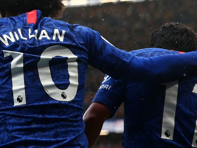 Chelsea confirm Willian, Pedro temporary contract extensions