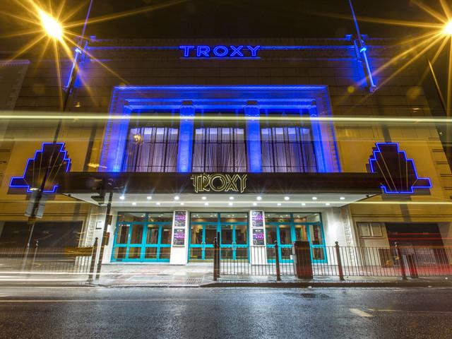 Inside The Troxy - The East End's Art Deco Palace