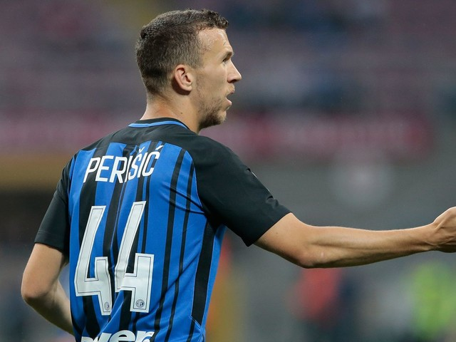Ivan Perisic's move to Manchester United remains on standby