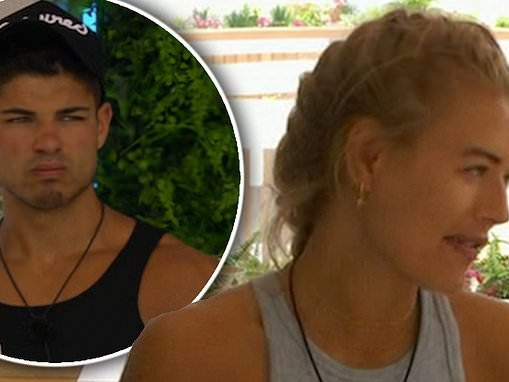 Love Island viewers SLAM Arabella for bragging about her and Danny in front of Anton