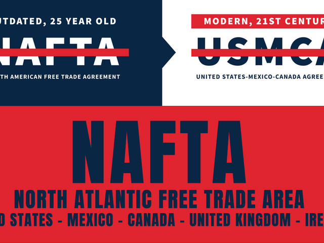 Strong Case for a North Atlantic Free Trade Agreement