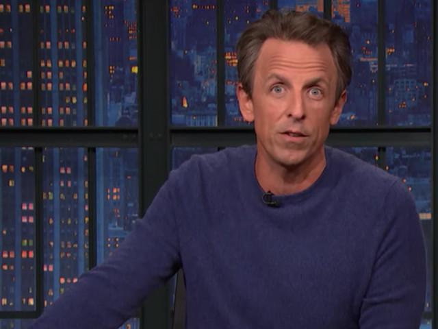 Watch Seth Meyers Kick of Climate Night With a Billy Joel Parody