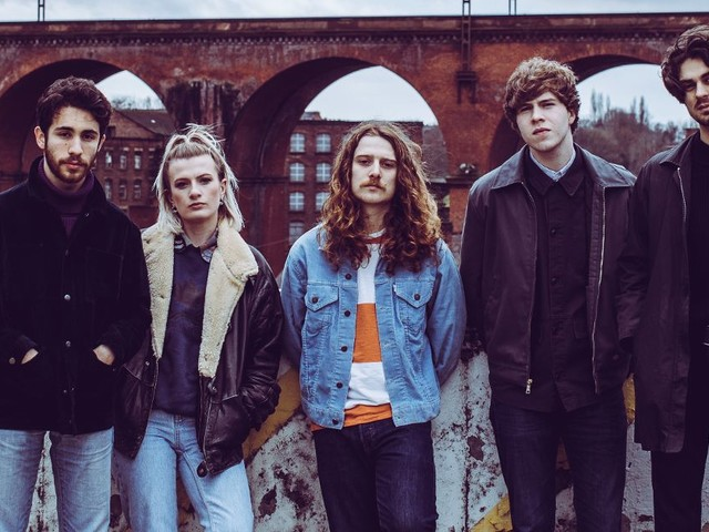 From small Northern Quarter gigs to one of Britain's most exciting young bands - meet Stockport's Fuzzy Sun
