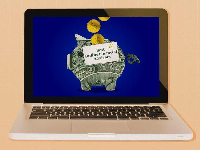 The best online financial advisors