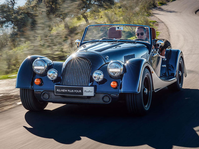 Morgan styling could be modernised, says design boss
