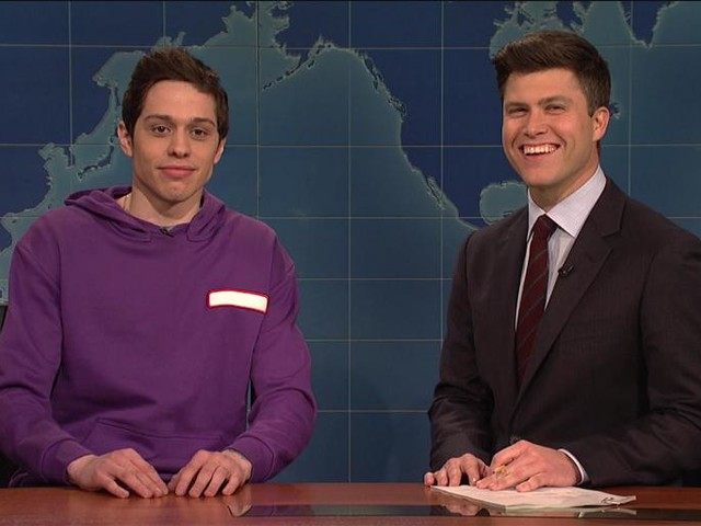 Saturday Night Live's Pete Davidson Tries to Figure Out Why Staten Island Hates Him