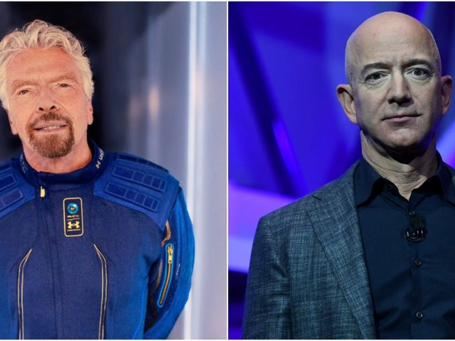 10 things in tech: Richard Branson is space bound, Instacart's next CEO, Dodge's electric muscle car