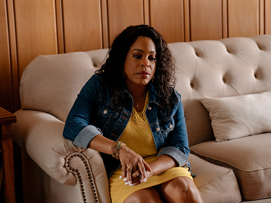 How Niecy Nash Connected With a Baby Kidnapper for 'Stolen by My Mother'