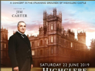 The Music From Downton Abbey Heads To Highclere Castle Next Summer