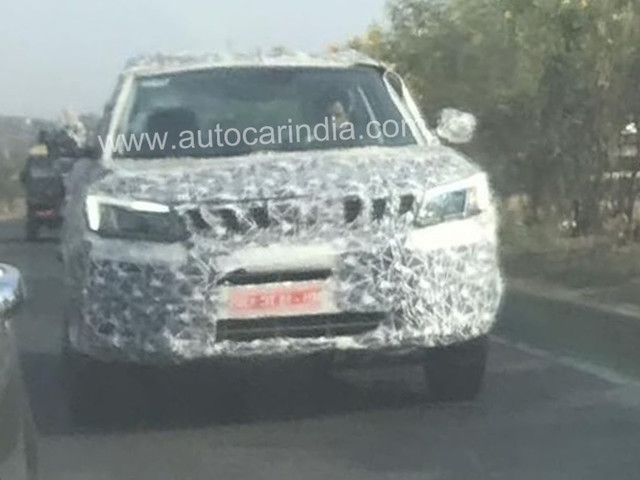 Mahindra S201 market name to be announced on December 1, 2018