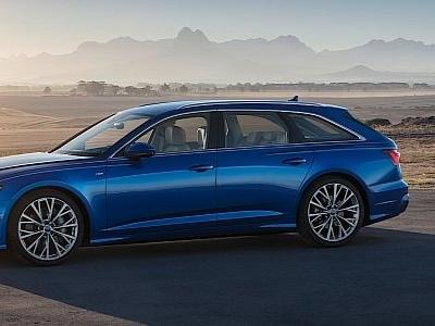 2019 Audi A6 Avant Unwrapped With Standard Mild Hybrid Motors