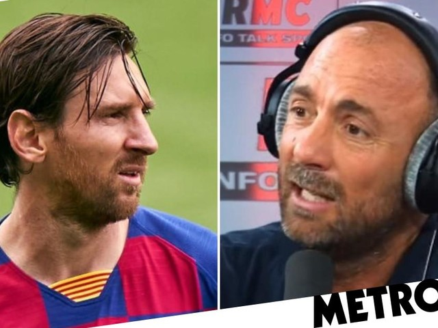 Christophe Dugarry calls Lionel Messi a 'half-autistic kid' in Antoine Griezmann rant