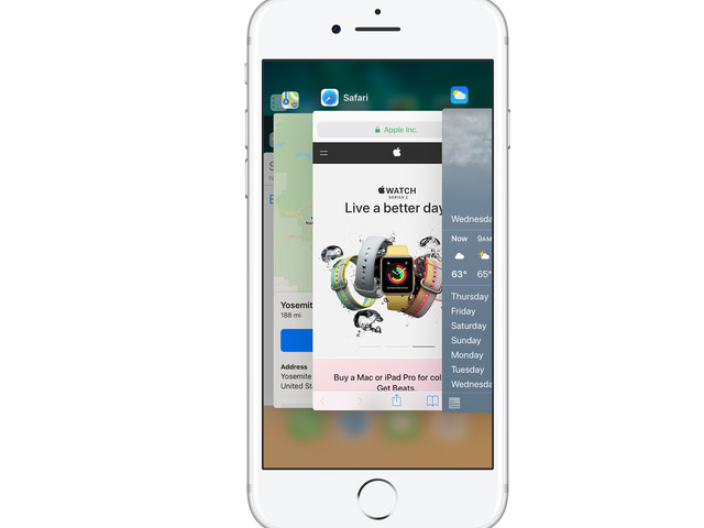 Apple Says 3D Touch App Switcher Gesture Will Return in Future Update
