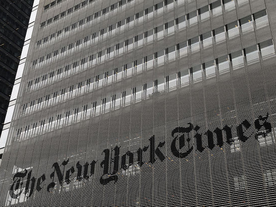 New York Times Ends Partnership With Apple News