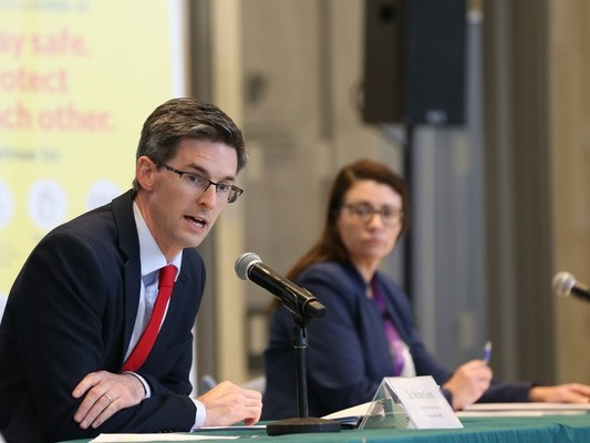 Coronavirus: Three further deaths and 254 new cases - including 136 in Dublin