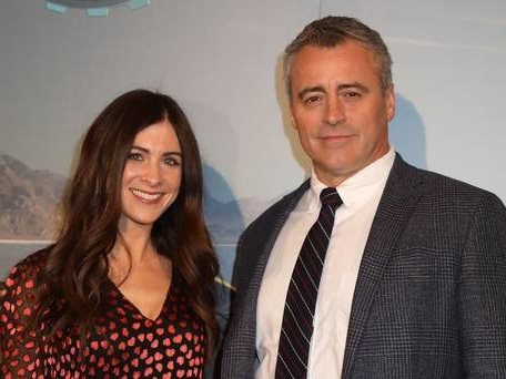 Matt LeBlanc and rumoured girlfriend step out for Top Gear screening