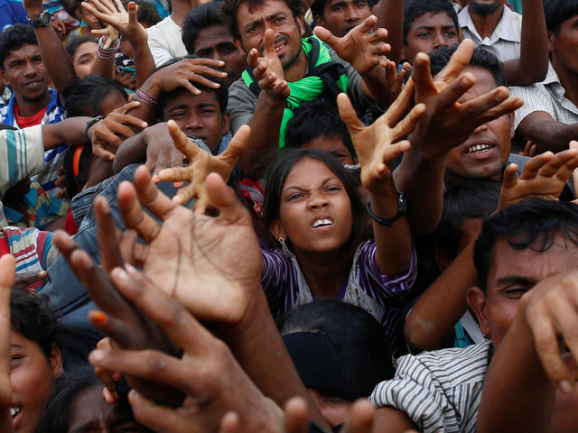 The Violence In Myanmar Yet Again Highlights The Inability Of The International Community To Address Conflict