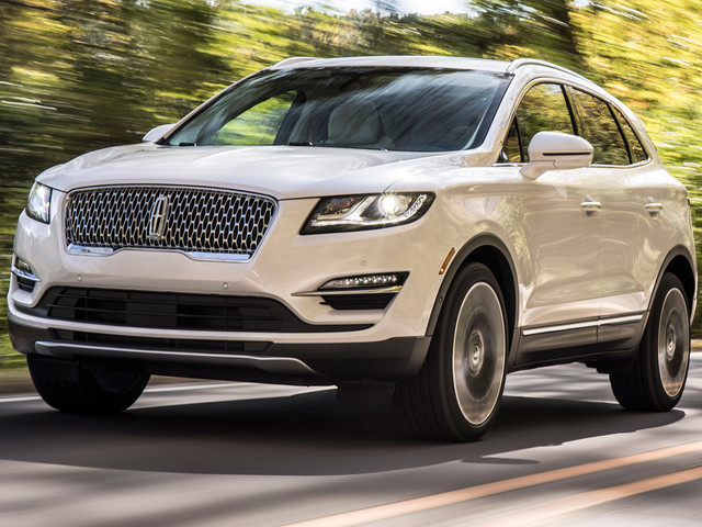 2018 Lincoln MKC First Look: Tweaked But Not Totally New
