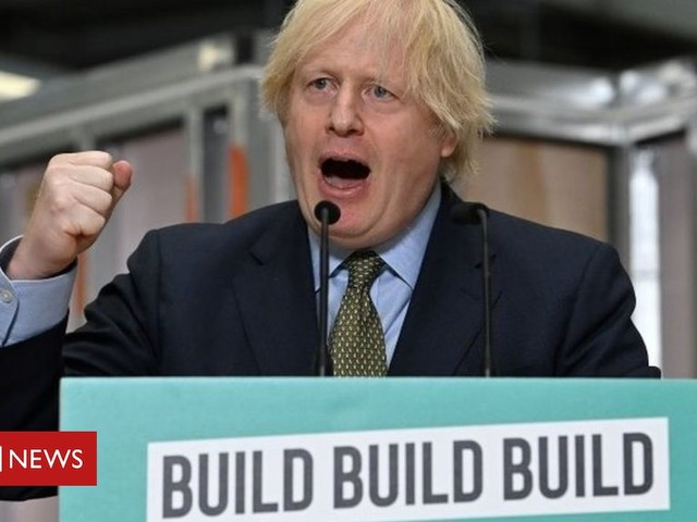 Boris Johnson: This is the moment to be ambitious