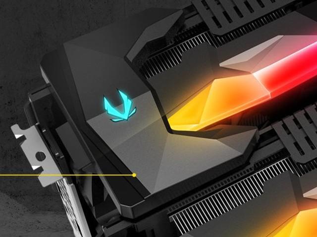 Zotac NVLink Bridge connects two NVLink SLI-ready graphics cards