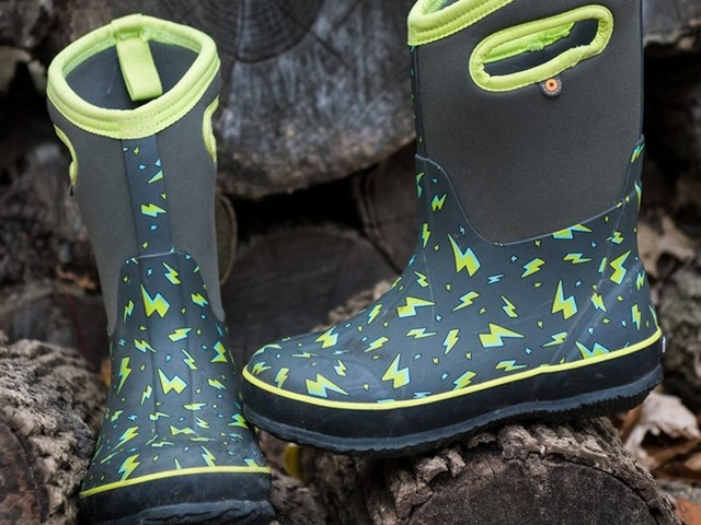 The best kids' snow boots in 2020