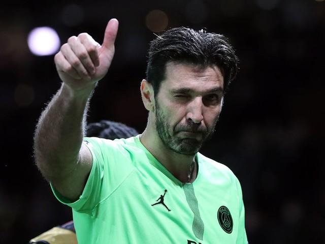 Gianluigi Buffon closing on shock Juventus return following PSG exit