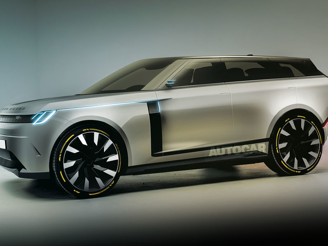 Range Rover EV and electric Jaguar XJ delayed by pandemic