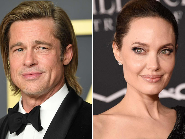 Brad Pitt and Angelina Jolie's divorce and 'legal matters' at a standstill due to pandemic four years after nasty split