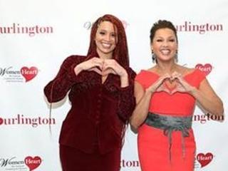 Vanessa Williams And Jillian Hervey Team Up with Burlington and WomenHeart to #KnockOutHeartDisease