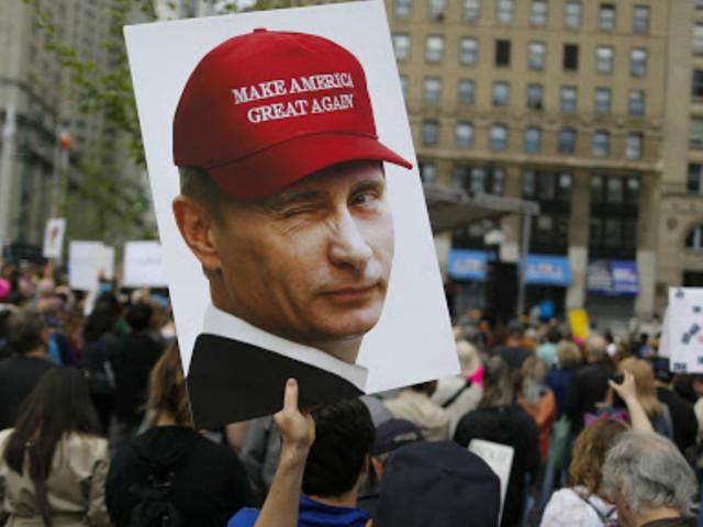 Donald Trump and Vladimir Putin: Battle of the egos