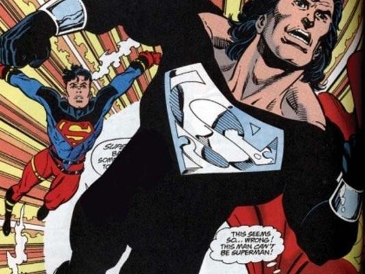 Arrowverse Crossover Image Reveals Superman's Change of Wardrobe