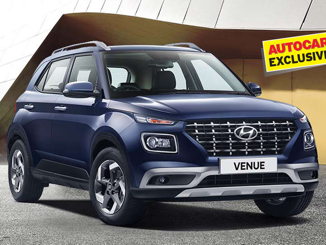 Hyundai Venue bookings open officially on May 2, 2019