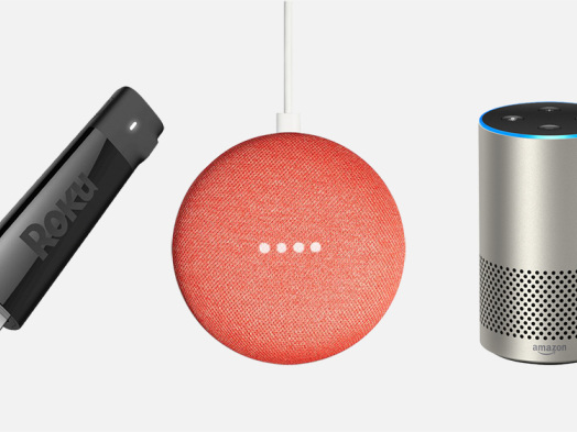 Echo, Google Home, Roku: Black Friday Deals on Streaming Devices and Smart Speakers