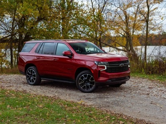 2021 Chevrolet Tahoe 4WD RST Review – Nobody* Needs* This Big of a Truck