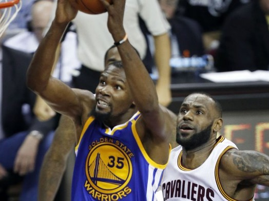 f08d69fcb64 Kevin Durant Praises LeBron James  Lakers Move - Other - Anygator.com