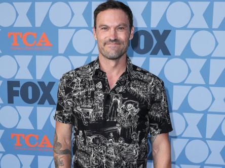 Brian Austin Green and Sharna Burgess hoping relationship leads to dancing success