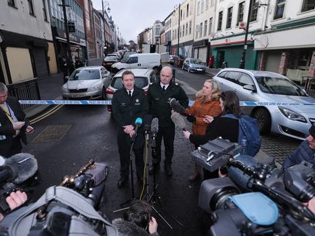 Four held over Londonderry car bombing released