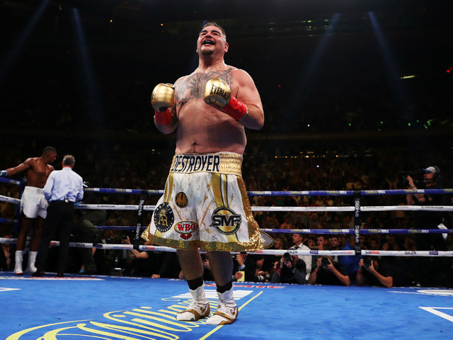 The Decathlon: Andy Ruiz Jr wants Anthony Joshua rematch in Mexico