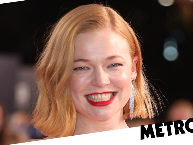 Succession star Sarah Snook secretly marries comedian best friend after she proposed in lockdown