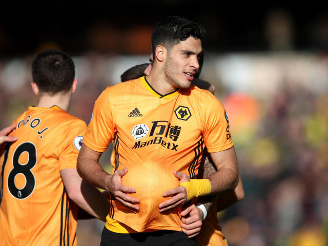 'Absolutely stunning' - Gary Lineker in awe of Raul Jimenez's goal for Wolves today
