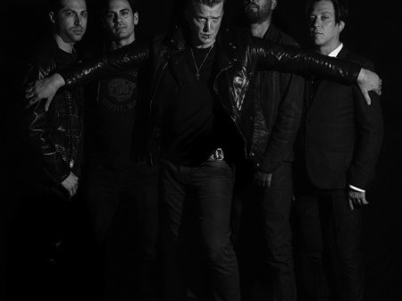 Queens Of The Stone Age to headline London's Finsbury Park