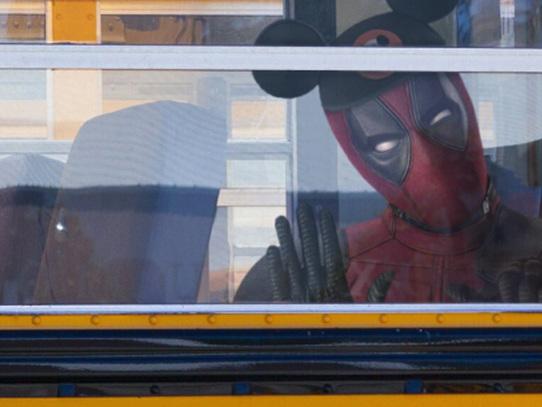 Deadpool celebrates Disney-Fox merger in typical Deadpool fashion - CNET