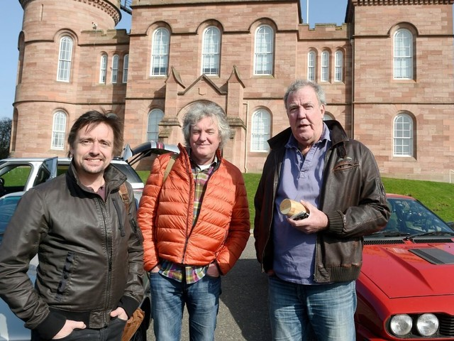 'Lochdown': Clarkson, May and Hammond tease fans with trailer bringing The Grand Tour to Scotland