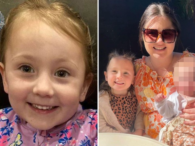 Mum's desperate plea to find girl, 4, missing for 24 hours in Aussie Outback after she vanished on camping trip