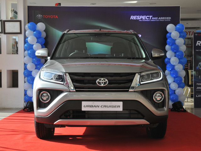 Toyota extends warranty, prepaid service packages for customers