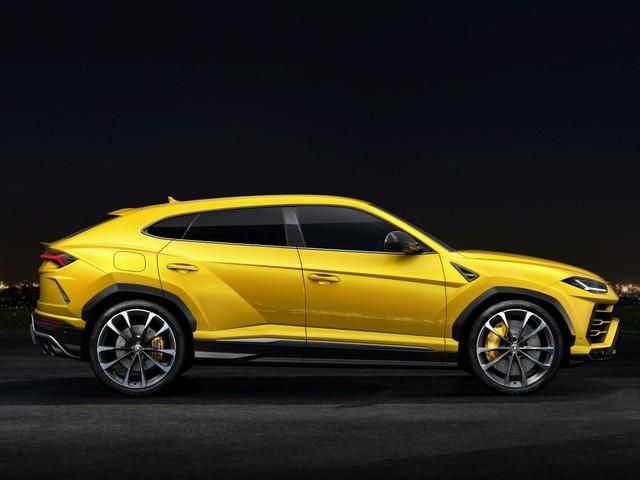 New Lamborghini Urus Images, Features, Tech Specs, Exterior And Interior Details and Prices