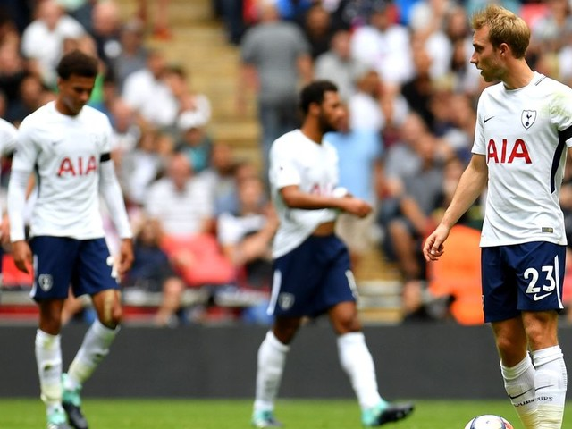 Wembley curse continues for paranoid Spurs as Chelsea condemn them to yet another defeat at new home